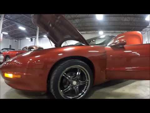 Video of '97 Firebird Formula - L5UD