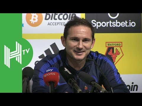 Lampard praises players after Chelsea victory