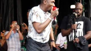 "Mos Def ""Super Magic"" Live at Fort Greene Festival 2011, Brooklyn"