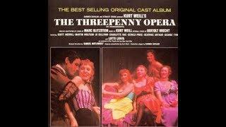 Bea Arthur, Barbara Song, Threepenny Opera, 1954