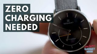 Sequent Supercharger 2 Review: the hybrid smartwatch you never have to charge