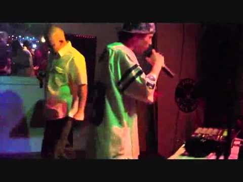 iLLrated performing live with Doc Cause