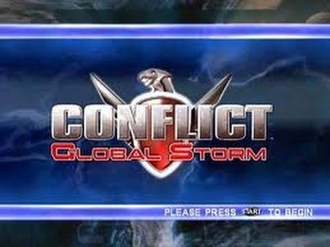 Conflict : Global Storm Xbox