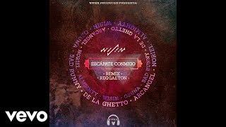 Wisin - Escápate Conmigo (Reggaeton Remix) Ft. Ozuna, Bad Bunny, De La Ghetto Y Más
