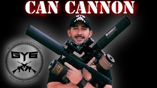 The Can Cannon [ EXTREME Full Review ]