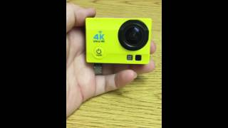 SJ9000 Action Camera Review