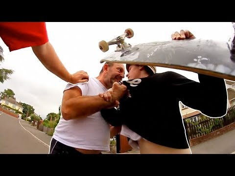 Most Savage Skateboarding Moments! (Skaters)