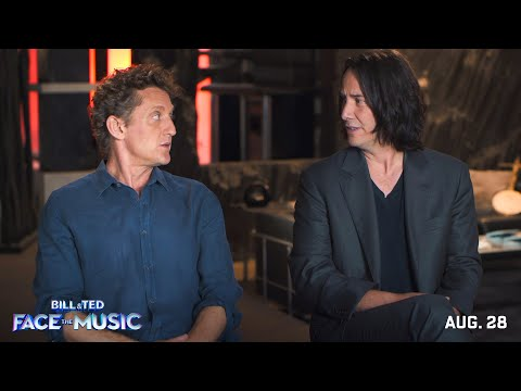 Bill & Ted Face the Music Movie Trailer