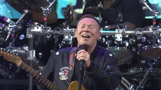 UB40 Feat Ali Campbell & Astro   'Red Red Wine' LIVE At The Lion's Den Boomtown 2019