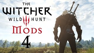 WITCHER 3 MODS 4 - A Wave of New Mods