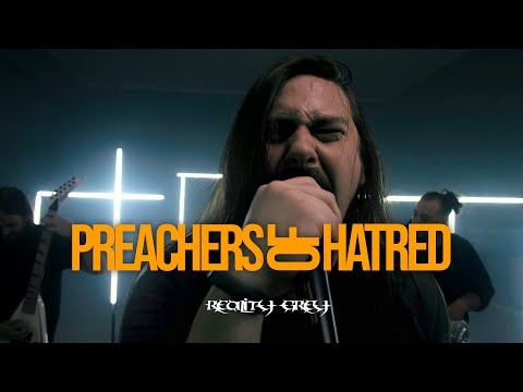 REALITY GREY - Preachers Of Hatred (Official Video 2021) online metal music video by REALITY GREY