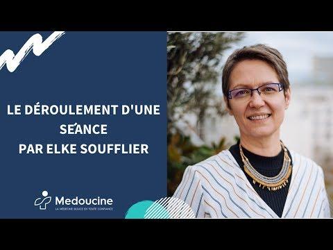 Le déroulement d'une séance avec Elke SOUFFLIER