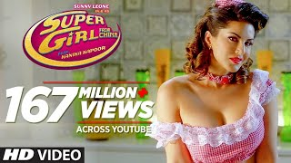Super Girl From China Video Song | Kanika Kapoor Feat Sunny Leone Mika Singh | T-Series