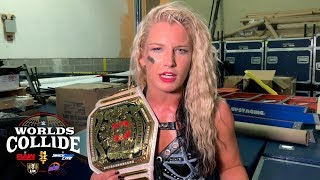 Toni Storm makes a statement with huge title defense: WWE Exclusive, April 24, 2019