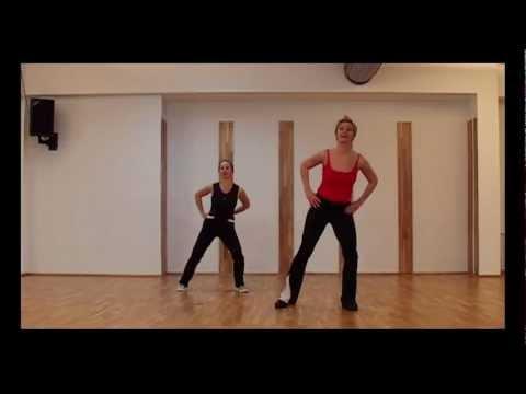 Fatburner Teil 1 – Aerobic Fatburner mit Verena Brauwers