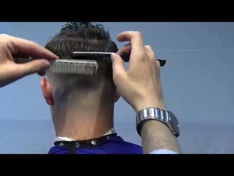 Barber Tutorial: Straight Razor Techniques