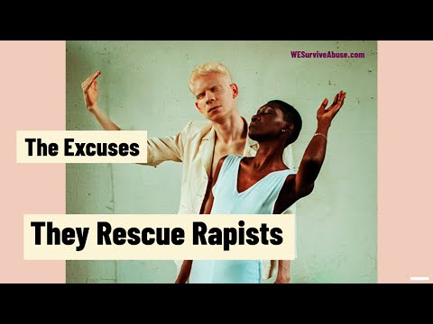 The Excuses: Friends, Fam, & Loved Ones Making Excuses for Accused Rapists(video)