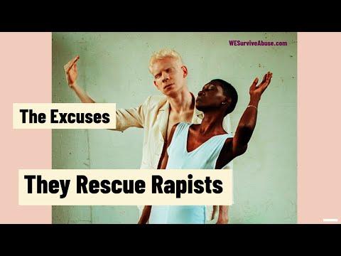 Friends Defending Accused Rapists Be Like….. (video)