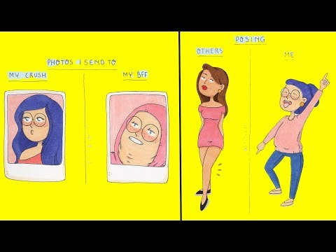 Artist Illustrates Her Everyday Problems As A Woman In Funny And Relatable Comics | Part 3