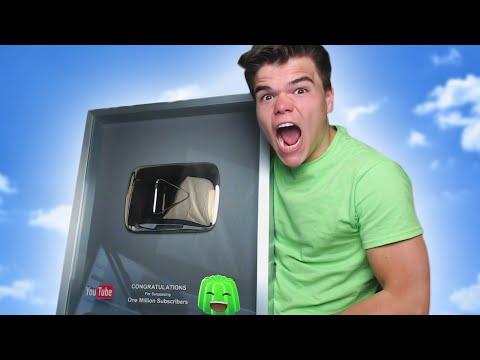 Hitting One Million Subscribers