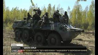 54-тий окремий розвідувальний батальйон готується знову повернутися на фронт