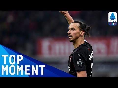 Zlatan's AC Milan Debut! | Milan 0-0 Sampdoria | Top Moment | Serie A TIM