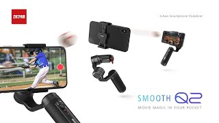 Zhiyun Smooth Q2 Gimbal Stabilizer Smartphone GARANSI RESMI