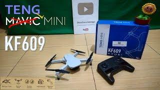 Drone Teng Mini KF609 | Unboxing Mavic Mini Clone yang baru dirilis
