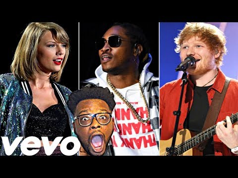 Taylor Swift - End Game ft. Ed Sheeran, Future REACTION
