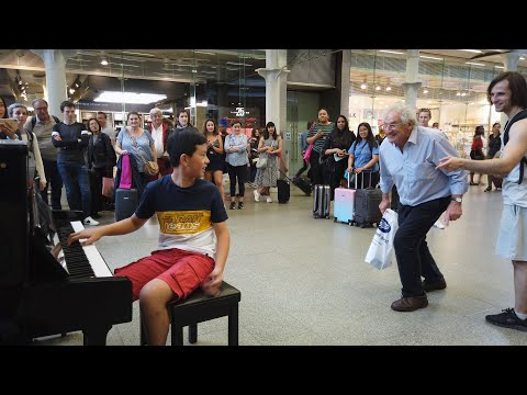 Bohemian Rhapsody Interrupted? Stunned Crowd! You Are The Champions Cole Lam 12 Years Old