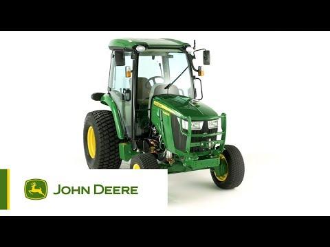 John Deere 4066R 66hk traktor - film på YouTube