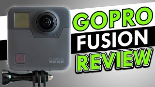 GoPro Fusion Review: NOT A Perfect 360 Camera.. But Close