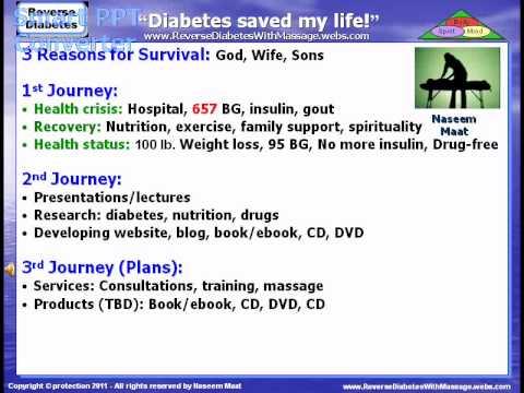 Injektionen für Diabetiker