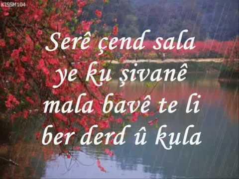 Şivan Perwer-Yarê lyrics mp3 yukle - mp3.DINAMIK.az