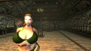 Skyrim mod of the day: TLS Anaconda UNP Female Body