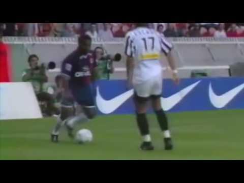 Skills of Jay Jay Okocha