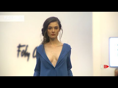 FELY CAMPO Madrid Bridal Fashion Week 2018 - Fashion Channel