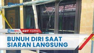 Viral Video Pria di Jakarta Timur Bunuh Diri saat Siaran Langsung di Media Sosial TikTok