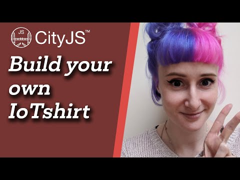 Image thumbnail for talk Build your own IoTshirt