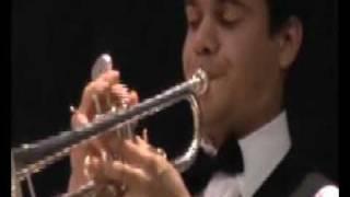 preview picture of video 'Dychova hudba Valaliky - Vecierka (Il silenzio)'