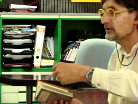 Stefano Faravelli presenta sus Cuadernos de Viajes