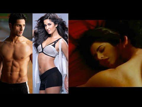 Katrina Kaif Sidharth Malhotra Get Intimate In A Scene Baar Baar Dekho Boom Pk