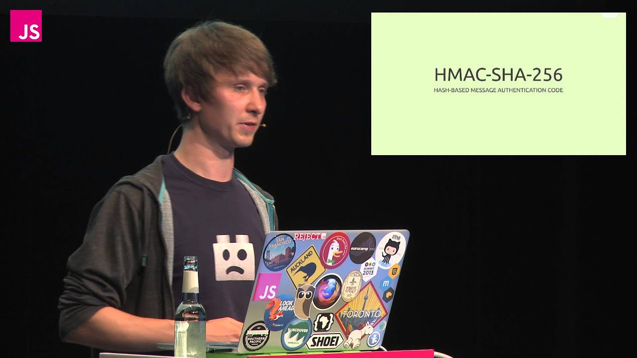 JavaScript conference talk videos [JSConf EU 2014]