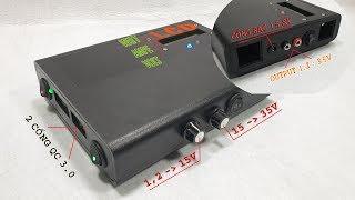 Chế Nguồn SDP 3.0 Đa Năng - P1 Chế Pin 4S 3P 10000mAh Từ Pin Xe Điện Cũ