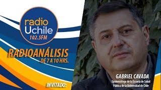 """Gabriel Cavada: """"Cuando te vacunas previenes cursos moderados y graves de la enfermedad"""""""
