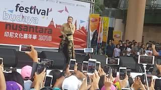 Gambar cover Jaran Goyang, Siti Badriah live Taiwan