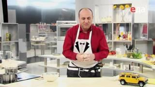 Украинские вареники от Ильи Лазерсона / Обед безбрачия / украинская кухня