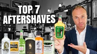 Top 7 Aftershaves - Best Aftershave for Men 2020 Fragrance Review