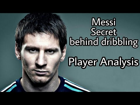 How Messi dribbles? | Secret behind Messi dribbling skills | Messi player analysis ⚫ HD