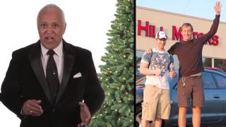 Happy Holidays from world famous Opera Tenor Vinson Cole!